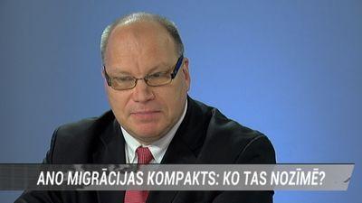 Kāpēc Latvija negrib atbalstīt ANO Migrācijas kompaktu?