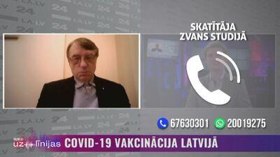 Kāpēc ir jāvakcinējas pret Covid-19, ja tāpat jāstaigā maskā un var saslimt?