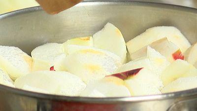 Gardi: Pagatavo ābolu ķīseli