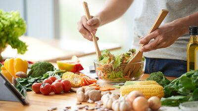 Resnās zarnas veselībai - labs un pārdomāts uzturs!