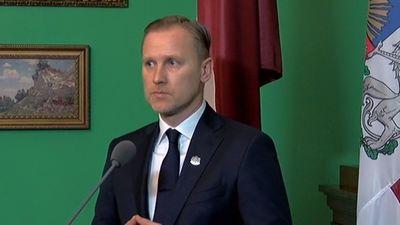 Gobzems par savu lomu Latvijas politikā