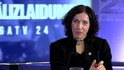 Šuplinska: Augstskolu pārvaldības modeļi būtu jāpiedāvā sociālo zinātņu pētniekiem