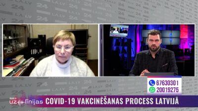 Pēc cik ilga laika pēc slimošanas ar Covid-19 var vakcinēties?
