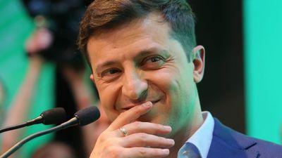 Zelenskis - Ukrainas jaunais prezidents. Kāda ir viņa popularitātes atslēga?