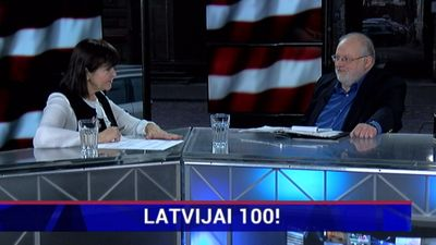 """Birkens: """"Piedzīvot simtgadi Latvijā ir īpaši."""""""