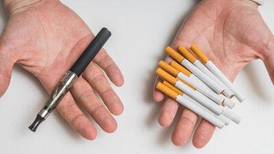 Žentiņa par elektroniskajām cigaretēm un bezdūmu tabaku