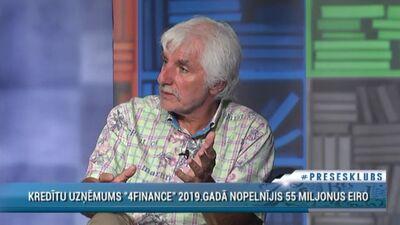 Borovkovs: Ātrie kredīti neradās tukšā vietā