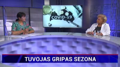 Kad šogad Latvijā paradīsies vakcīna pret gripu  un kam ir paredzēti maksas atvieglojumi?
