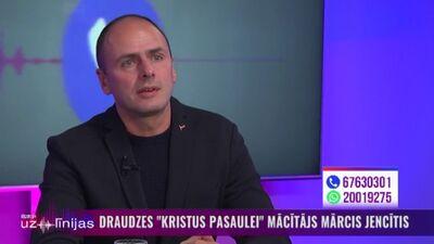 Mācītājs Mārcis Jencītis par reliģijas un zinātnes attiecībām