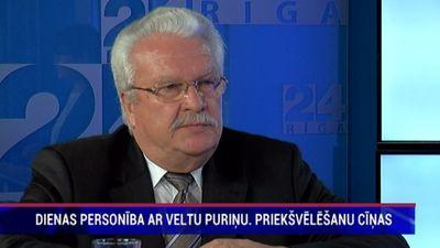 """Dūklavs: """"Ārzemnieki pārdod zemi atpakaļ latviešu zemniekiem."""""""