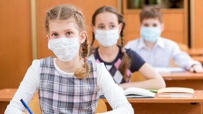 """Zaļais: Vecāki jau tagad nostājas pret maskām skolās un portālā """"Mana Balss"""" vāc parakstus"""