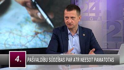 Krauze: Tie, kuri veidoja ATR vēlējās mazināt ZZS ietekmi pašvaldībās