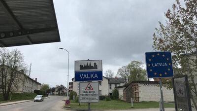 Kā robežu atvēršana ietekmē dzīvi Valkā?