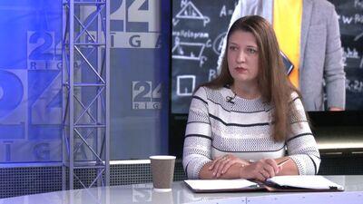 Inga Vanaga komentē jauno pedagogu atalgojuma modeli