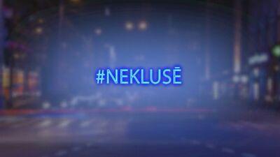 Tvitersāga: #neklusē