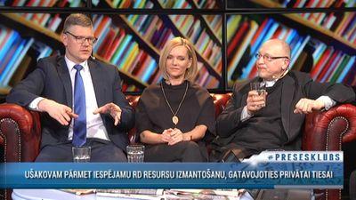 Ķirsis: Tiesājos pret Ušakovu kā fizisku personu, nevis Rīgas domi