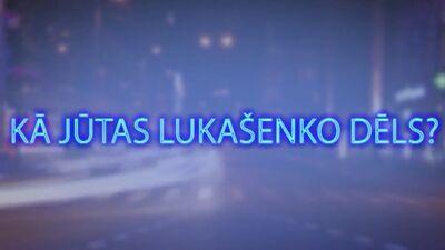 Tvitersāga: Kā jūtas Lukašenko dēls?