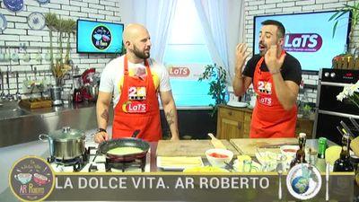 04.08.2017 La Dolce Vita. Ar Roberto 2. daļa