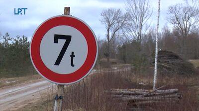 Lauksaimnieki sašutuši par masas ierobežojumiem uz ceļiem
