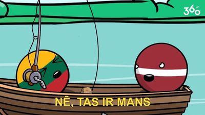 Kā latvieši ar lietuviešiem par kartupeli cīnājās?