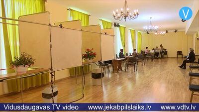 Līvānu novadā pārliecinošu vairākumu gūst līdzšinējā domes priekšsēdētāja Andra Vaivoda partija