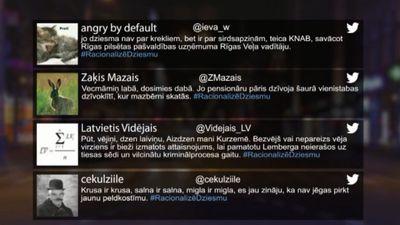Tvitersāga: #RacionalizēDziesmu