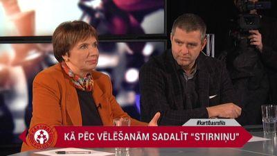 """Beitnere-Le Galla: """"Kļūt par deputātu nav cienījamākā profesija Latvijā."""""""