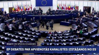 Speciālizlaidums: Debates par Lielbritānijas izstāšanos no ES 1. daļa