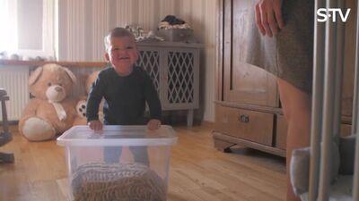 Kā veicināt bērna pareizu stāju un gaitu?