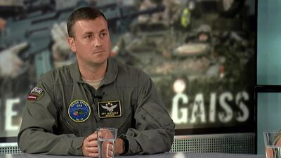 Gaisa spēku pilotu sagatavošanas programma