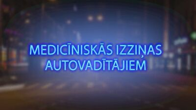 Tvitersāga: Medicīniskās izziņas autovadītājiem