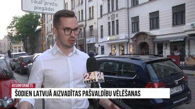 Speciālizlaidums: Latvijas pašvaldību vēlēšanas 5. daļa