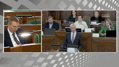 Speciālizlaidums: Ikgadējās ārlietu debates Saeimā 2. daļa