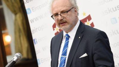 NA: Levits būtu labākais Latvijas prezidents