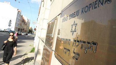 Līdaka: Piekrītot atdot īpašumus ebrejiem, mobilizēsim arī citas iedzīvotāju grupas