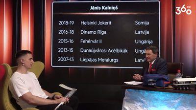 """Kā Jānis Kalniņš nokļuva """"Jokerit"""" sastāvā?"""