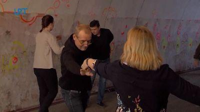 Daugavpilī izdejo vēsturiskās dejas