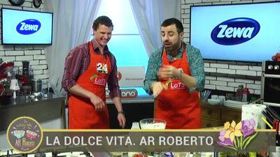 31.03.2017 La Dolce Vita. Ar Roberto 2. daļa