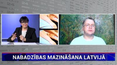 Tiesībsargs par nabadzības mazināšanu Latvijā