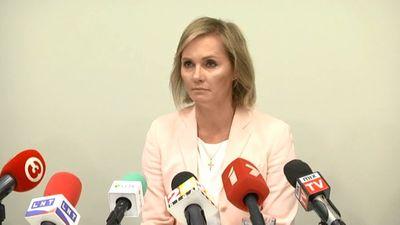 Speciālizlaidums: Baibas Brokas preses konference pēc aizturēšanas