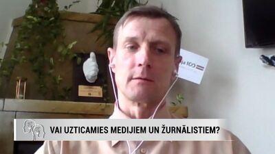 Tomsons: Šobrīd būtībā jebkurš cilvēks var kļūt par mediju