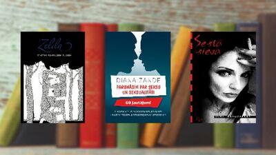 Grāmatas, ko iesaka Kārlis Ozols