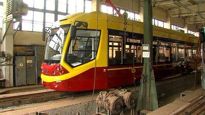 Daugavpils 100 sekundēs: jauno tramvaju projekts, Neptūna svētki