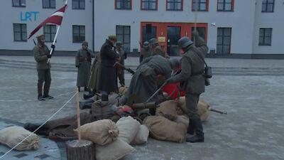 Preiļos aizvadītas Latgales atbrīvošanas simtgades svinības