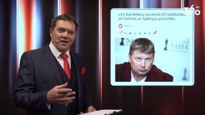 Vai Eiropas Parlamentā Latviju pārstāvēs Spānijas pilsonis?!