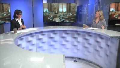 Politoloģe: Golubeva ir ar labu politisko sagatavotību