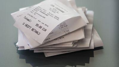 Neticami: arī veikalos izsniegtie čeki var būt kaitīgi veselībai!