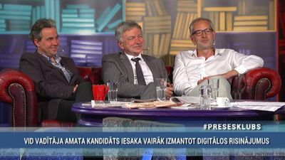 J. Domburs: Nedomāju, ka ar digitālajiem risinājumiem VID izdosies cīnīties pret ēnu ekonomiku