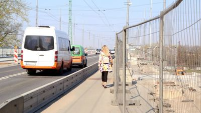 Nemiro: Ja tiks apstiprināts, ka tilts ir drošs, tad arī atjaunosim satiksmi