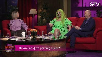 Amuma Davis par sabiedrības attieksmi pret drag queen
